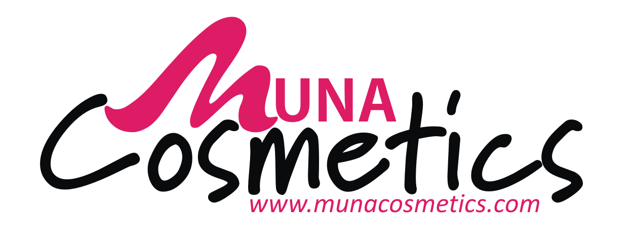Muna Cosmetics Sample Logo
